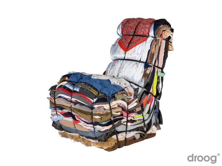 droog design rag chair