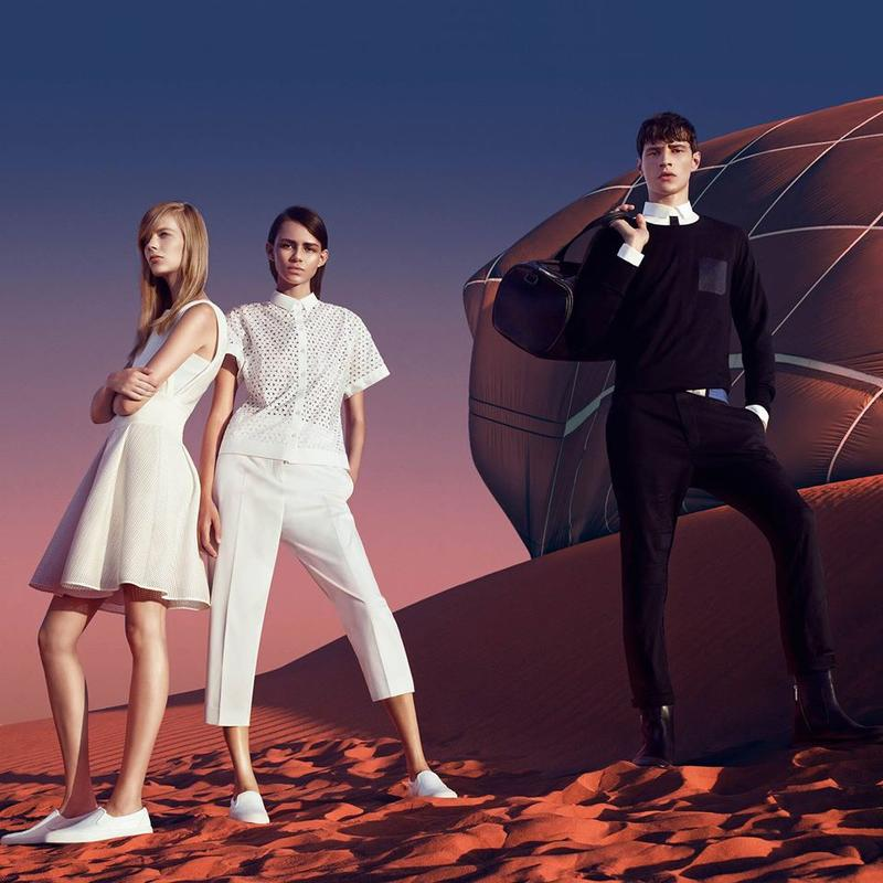 Hugo Boss campagne 2015