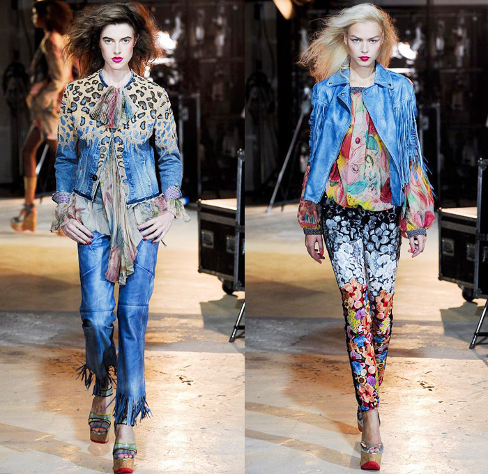 wunderkind-2014-spring-summer-womens-runway-paris-fashion-week-show-france-denim-jeans-fringes-flowers-print-flags-biker-mesh-net-leggings-stripes-skirt-01x
